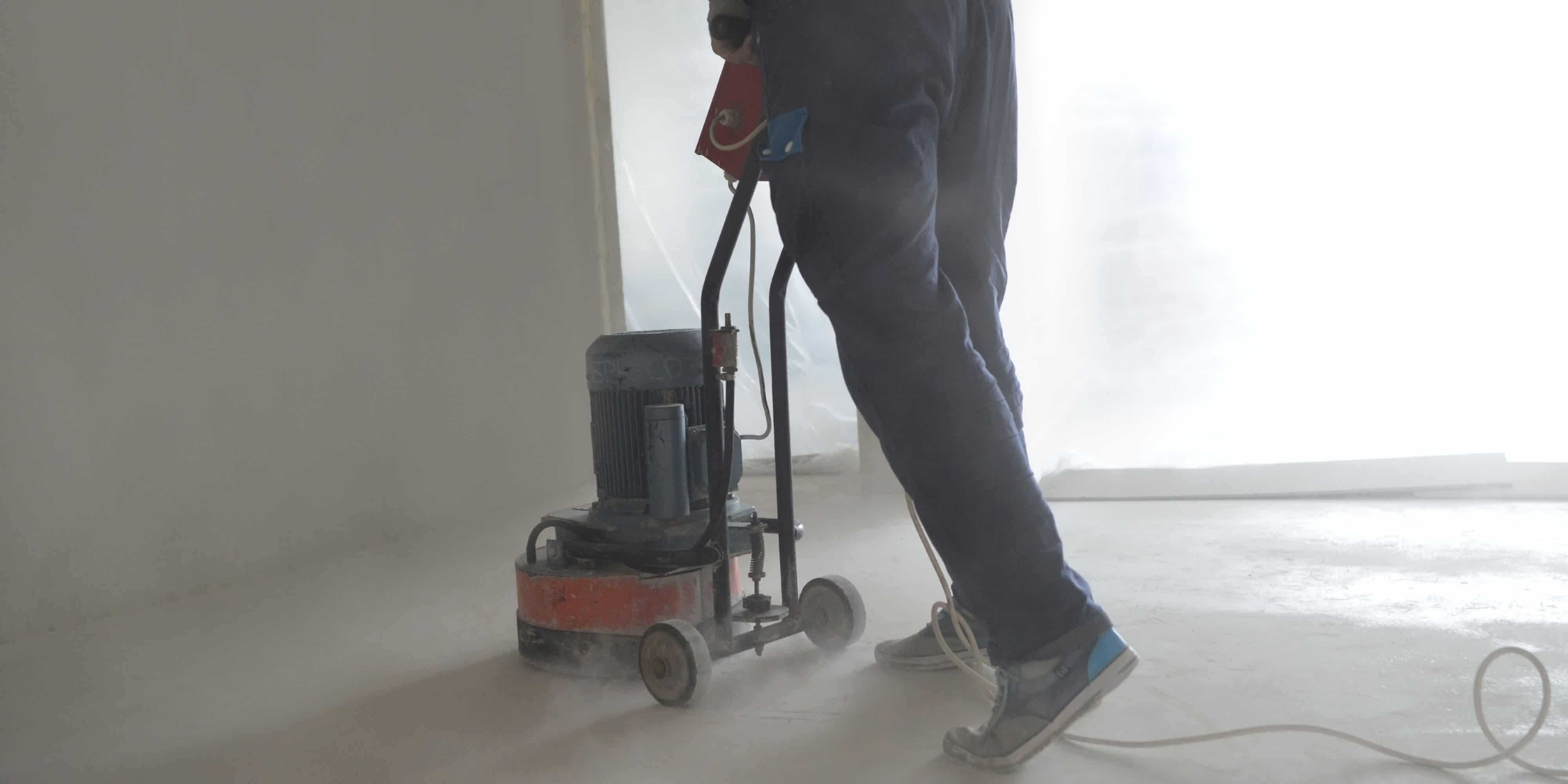 beton lisse entretien