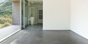 epaisseur sol beton chauffage