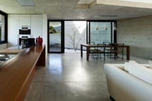 lisser sol beton